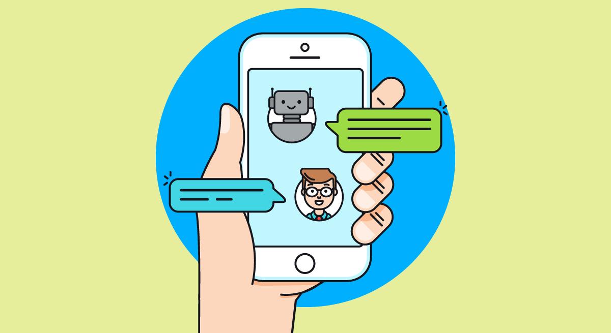 Chatbots: a revolução das interações entre clientes e empresas.