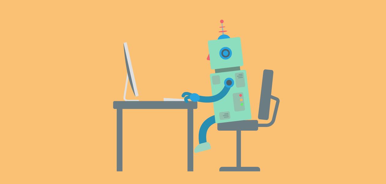 O atendimento automático é uma ótima opção para as empresas!