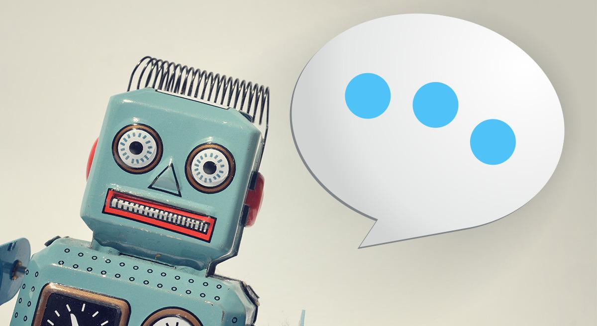 O mercado dos chatbots.