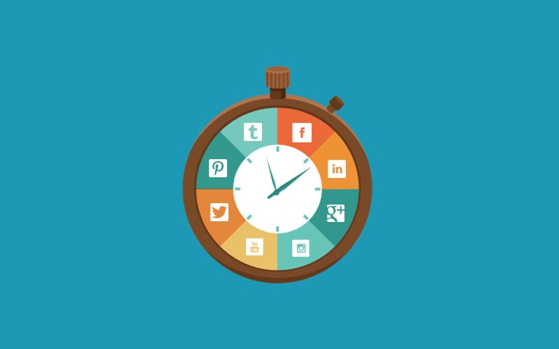 Os melhores horários para publicar nas redes sociais