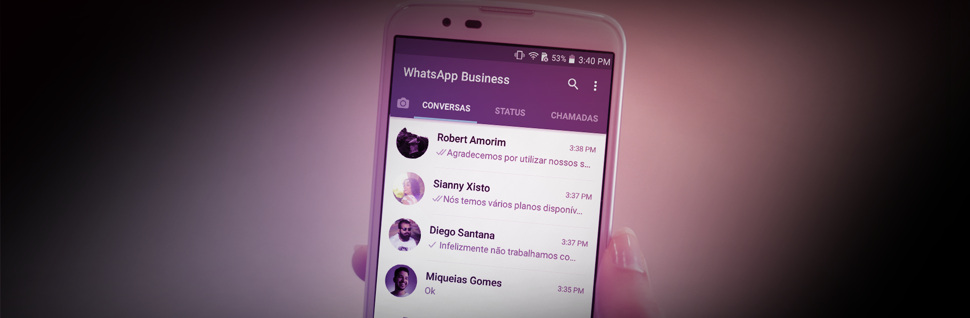WhatsApp libera API para WhatsApp Business