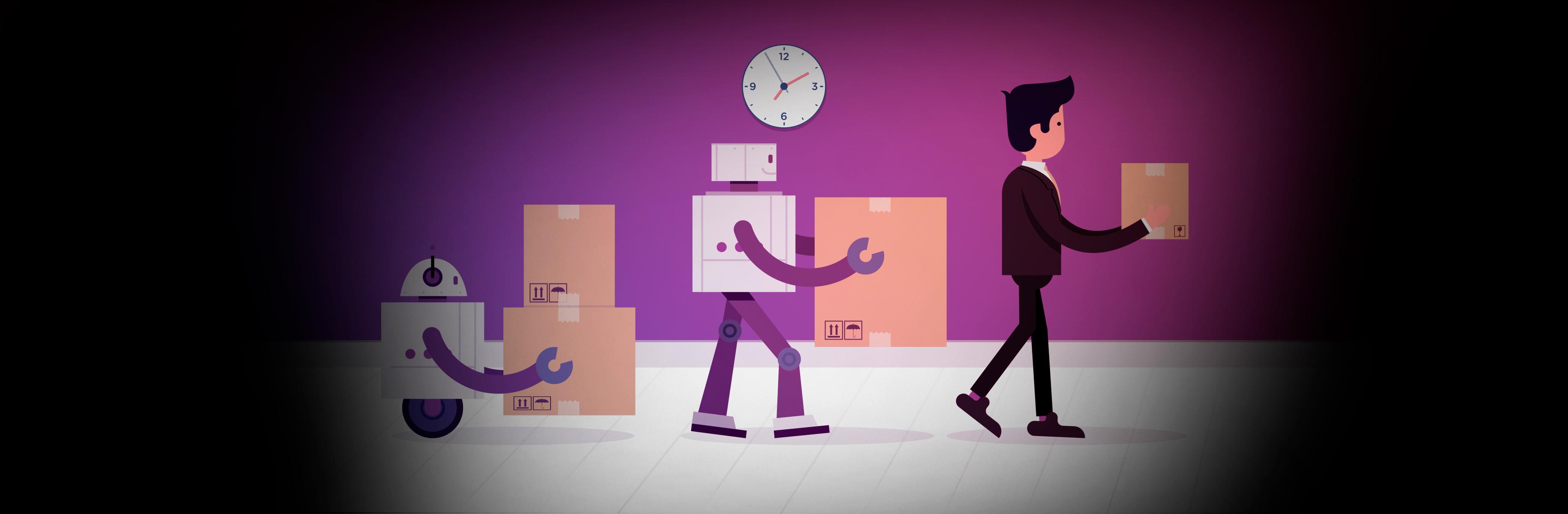 3 vantagens para automatizar os processos do seu negócio