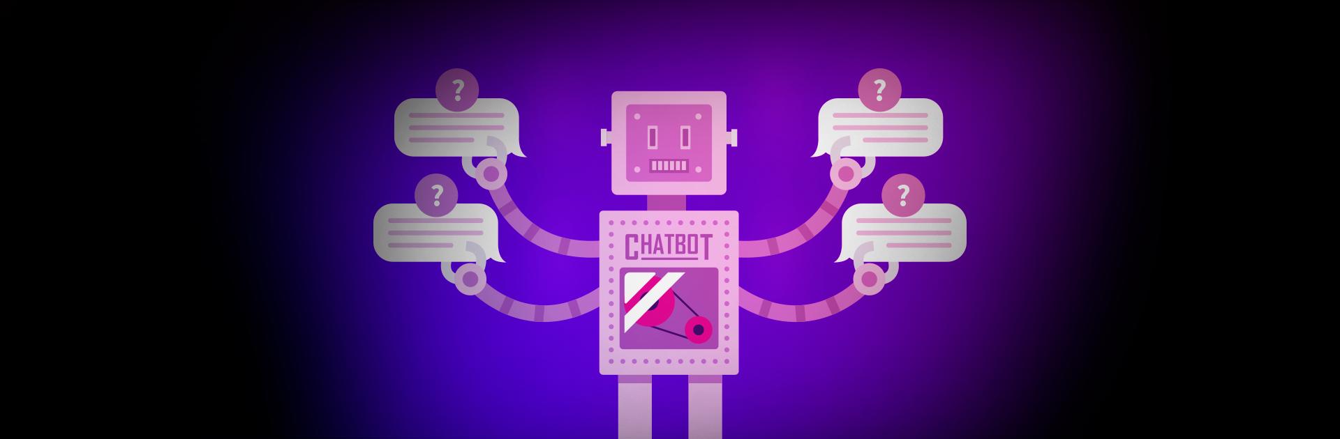 Vai criar um chatbot? Atenção ao conteúdo!