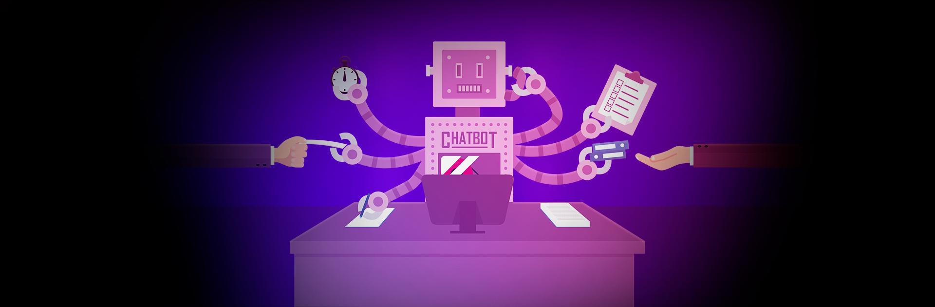 Os benefícios dos chatbots para rotinas empresariais