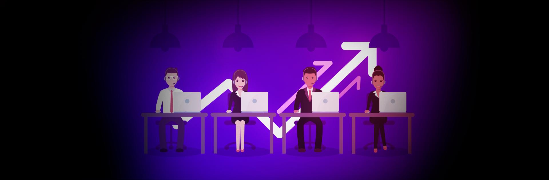 Como a tecnologia acelera a produtividade do atendimento