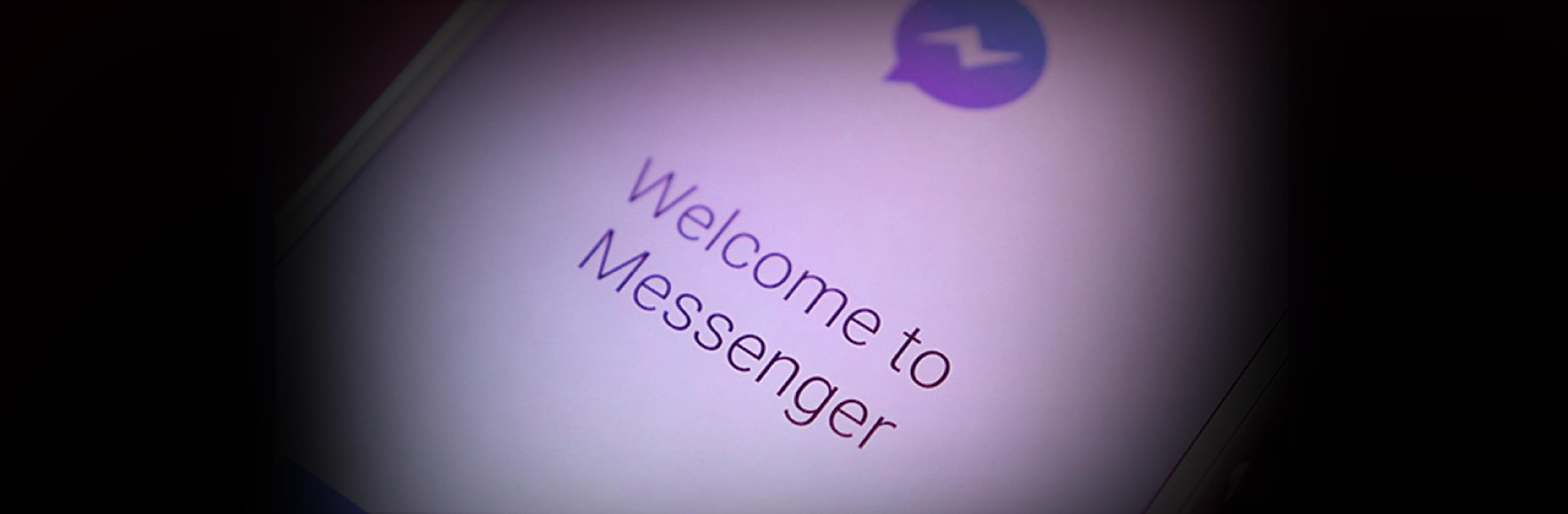 O Messenger está de volta para novas integrações
