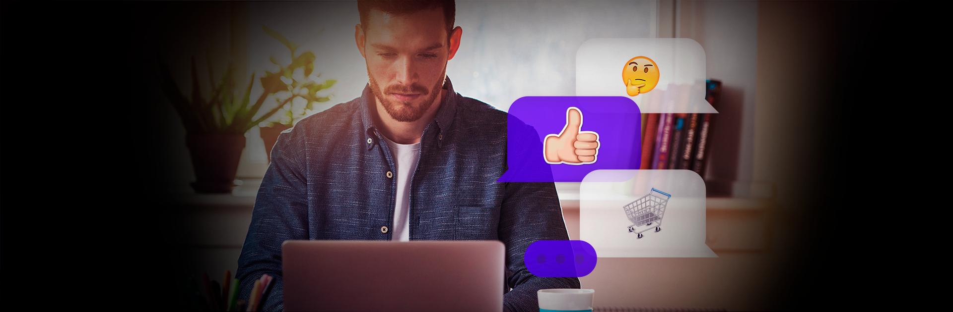 Como integrar um sistema de chat online ao seu processo de vendas