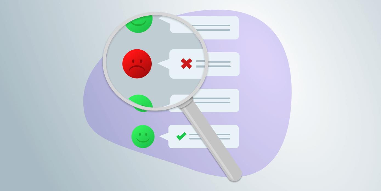 A importância de registrar o feedback do cliente