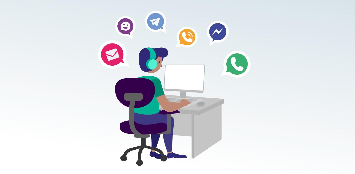 Da satisfação ao aumento de vendas: 5 motivos para oferecer atendimento via Chat Online