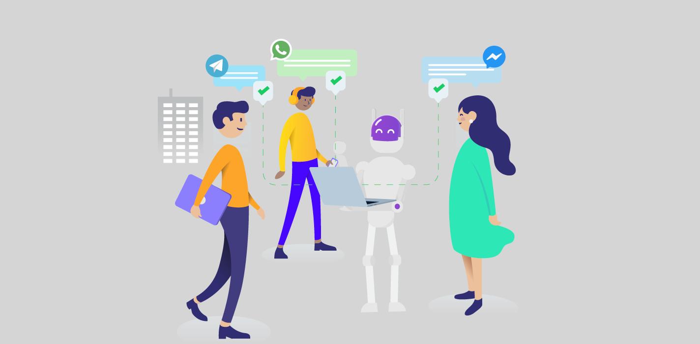 Como a transformação digital revolucionou o atendimento ao cliente