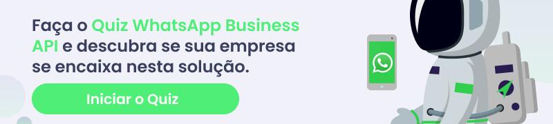 Clique aqui para baixar o infográfico com o passo a passo para ter acesso ao WhatsApp Business Solution.